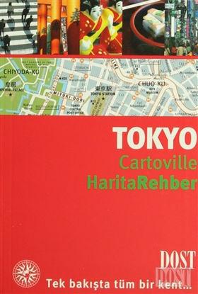 Cartoville Harita Rehber Tokyo
