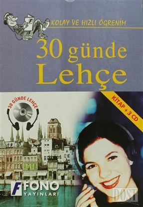 30 Günde Lehçe (kitap + 3 CD)
