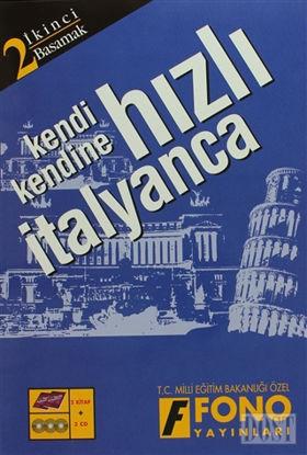 Hızlı İtalyanca 2. Basamak (2 kitap + 3 CD)