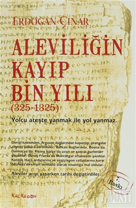 Aleviliğin Kayıp Bin Yılı (325-1325)