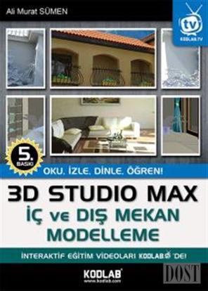 3D Studio Max İç ve Dış Mekan Modelleme