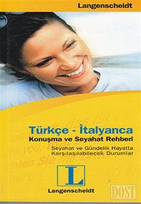 Türkçe- İtalyanca Konuşma ve Seyahat Rehberi
