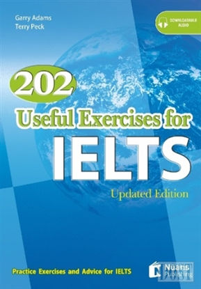 202 Useful Exercises for IELTS with Audio