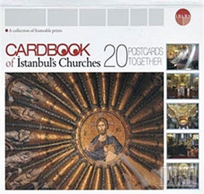 Cardbook of İstanbul's Churches