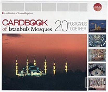 Cardbook of İstanbul's Mosques