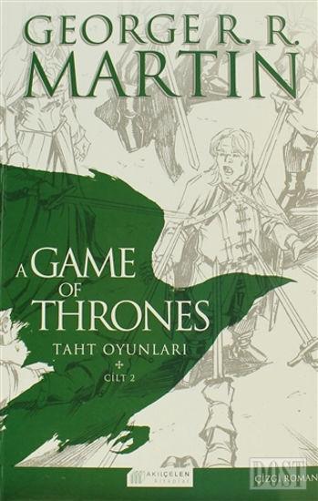 A Game Of Thrones: Taht Oyunları 2. Cilt