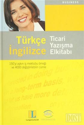 Türkçe İngilizce Ticari Yazışma Elkitabı
