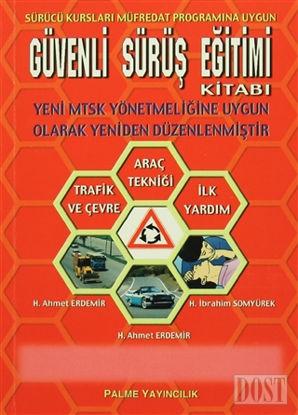 Güvenli Sürüş Eğitimi Kitabı