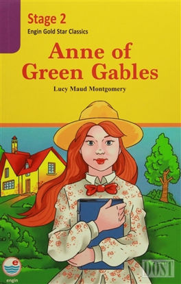 Stage 2 - Anne of Green Gables (+Cd)