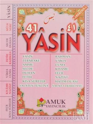 41 Yasin (Cep Boy - Kod: 252)