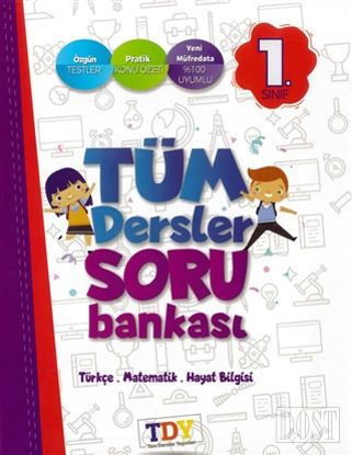 1. Sınıf Tüm Dersler Soru Bankası
