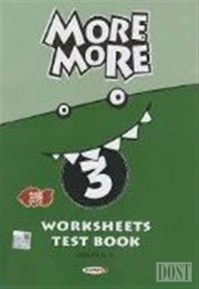 3.Sınıf More And More Worksheets Testbook 2020
