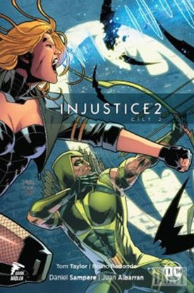 Injustice 2 - Cilt 2