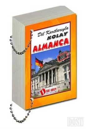 Dil Kartlarıyla Kolay Almanca