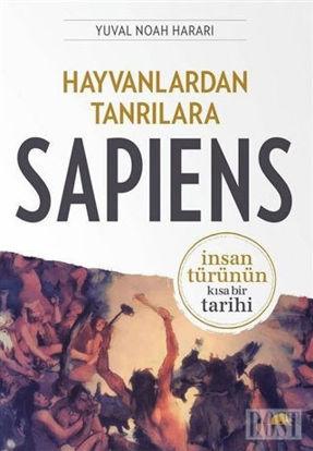 Hayvanlardan Tanrılara: Sapiens resmi