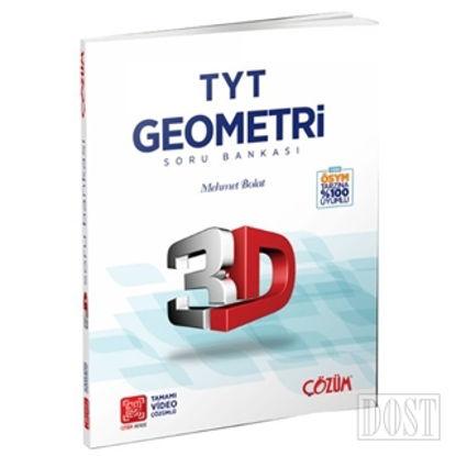 TYT Geometri 3D Soru Bankası