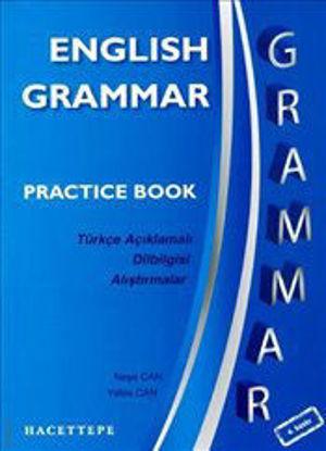 English Grammar Practice Book resmi