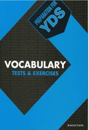 Preparation For YDS Vocabulary Test - Exercises resmi