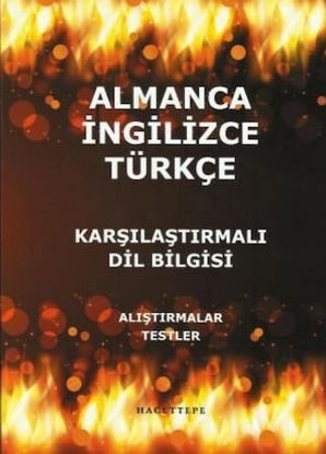 Karşılaştırmalı Dilbilgisi Almanca İngilizce Türkçe resmi