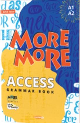 More&More Access A1-A2 Grammar Book resmi