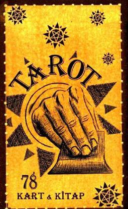 Tarot-78 Kart-Kitap resmi