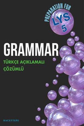 Lys- 5 Grammar Türkçe Açıklamalı Çözümlü Preparatıon resmi
