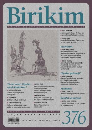 Birikim Dergisi Sayı - 376 resmi