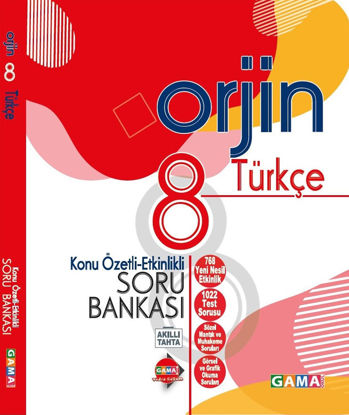 8.Sınıf Türkçe Tekrar Testleri resmi