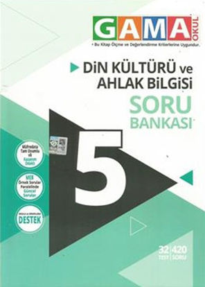5.Sınıf Din Kültürü Ve Ahlak Bilgisi Soru Bankası resmi