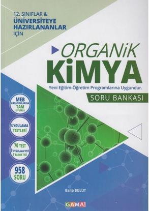 12.Sınıf Organik Kimya Soru Bankası - Ünersiteye Hazırlananlar İçin resmi