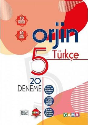 Orjin 5 Türkçe 20 Deneme resmi