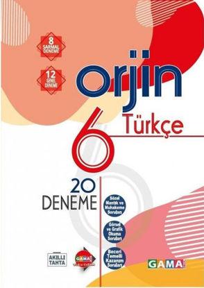 Orjin 6 - Türkçe 20 Deneme resmi