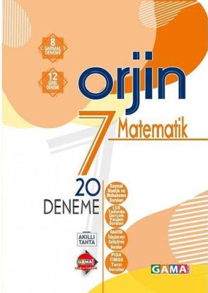 Orjin 7 Matematik 20 Deneme resmi