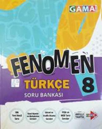 Fenomen 8. Sınıf Türkçe Soru Bankası resmi