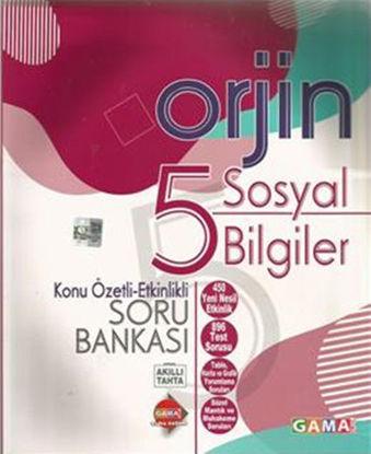 Orjin 5 - Sosyal Bilgiler Konu Özetli-Etkinlikli Soru Bankası resmi