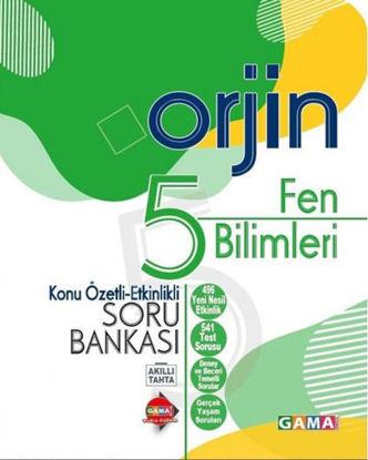 Orjin 5 Fen Bilimleri Konu Özetli Soru Bankası resmi