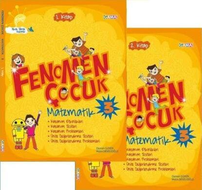 Fenomen Çocuk 3. Sınıf Matematik *Set* resmi