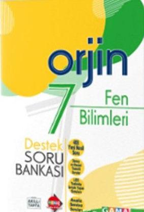 Orjin 7 Fen Bilimleri Destek Soru Bankası resmi