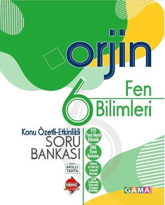 Orjin 6 - Fen Bilimleri Konu Özetli-Etkinlikli Soru Bankası resmi