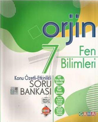 Orjin 7 Fen Bilimleri Konu Özetli Soru Bankası resmi