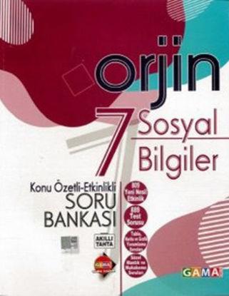 Orjin 7 Sosyal Bilimler Konu Özetli Soru Bankası resmi