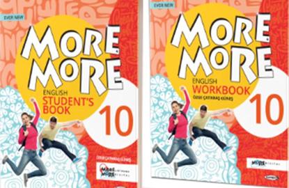 10.Sınıf More More Work Book Student'S Book Takım resmi