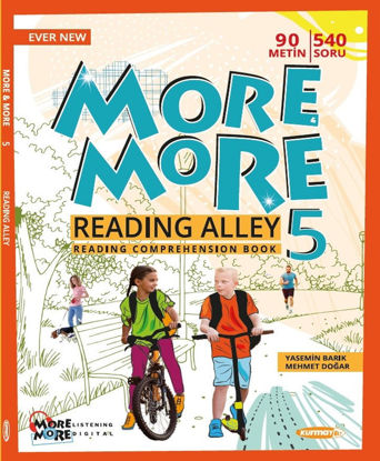 5.Sınıf More and More Reading Alley New Edition 2020 resmi
