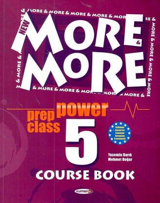 5.Sınıf More More Power Course Book resmi