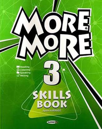 3.Sınıf More More Skılls Book resmi