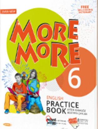 6.Sınıf More More Englısh Practıce Book Skıls-Dıctıonary Takım resmi