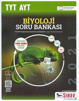 TYT AYT Biyoloji Soru Bankas