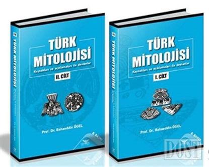 T rk Mitolojisi 2 Cilt Tak m