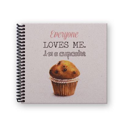 Container Life İs Sweet Cupcake 16*15 50 Yp Noktalı resmi
