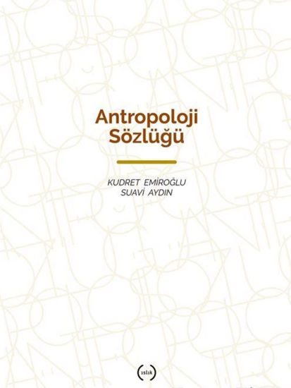 Antropoloji Sözlüğü resmi